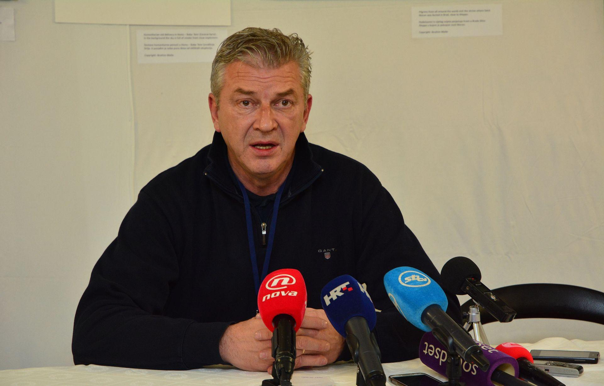 """RANKO OSTOJIĆ NA PRESS KONFERENCIJI: """"Petrov nije bio prisluškivan, ništa što je rekao Grmoja nije istina"""""""