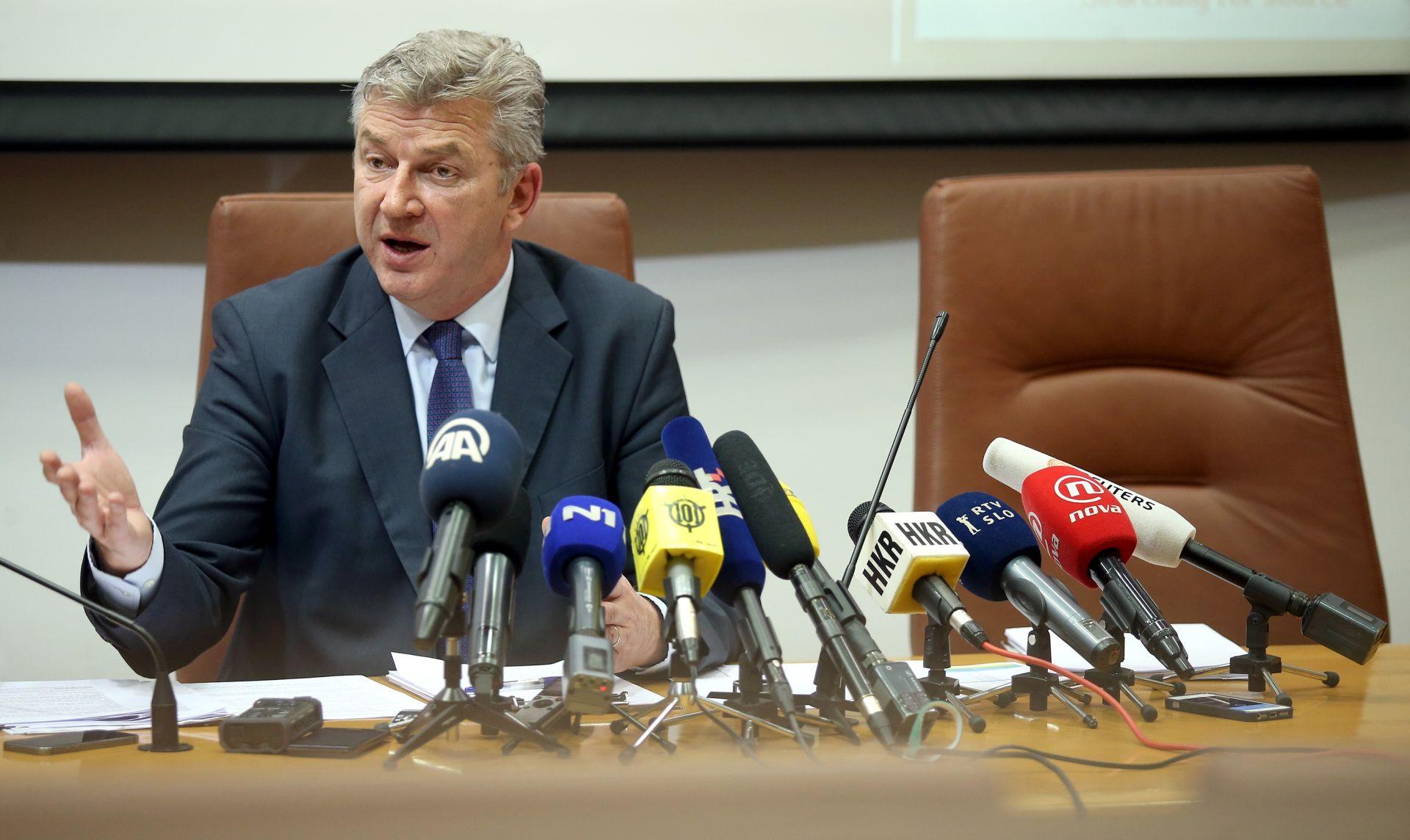 Sabor: Vladajući ne žele Ranka Ostojića na čelu Odbora za unutarnju politiku