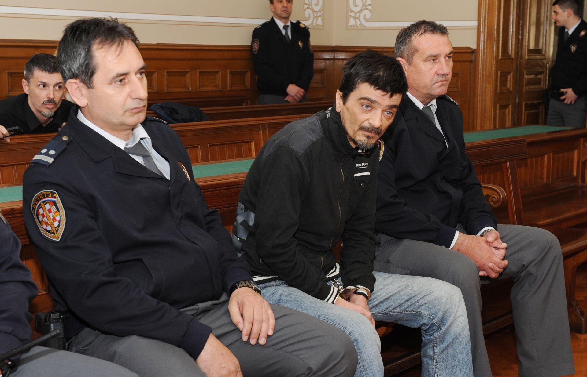 PREMJEŠTAJ U SPLITSKI ZATVOR: Dragan Paravinja dijeli zatvorsku ćeliju sa Kapetanom Draganom