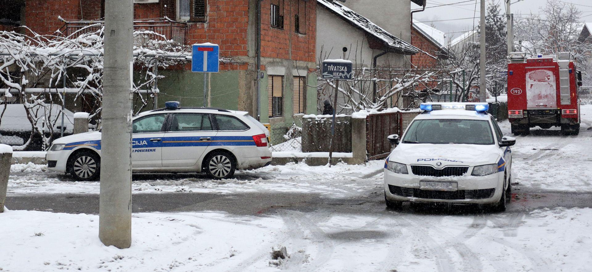 TRAGEDIJA U ZAGREBU: Nakon požara u potkrovlju kuće pronađena dva tijela