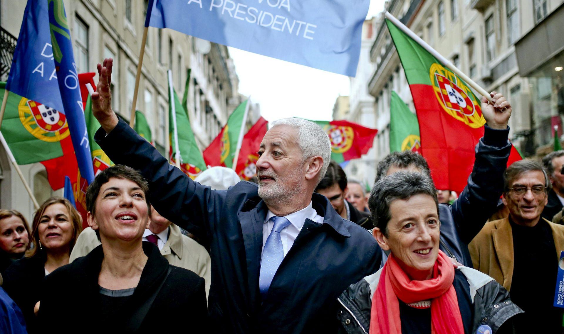 OTVORENA BIRALIŠTA: Počeli predsjednički izbori u Portugalu