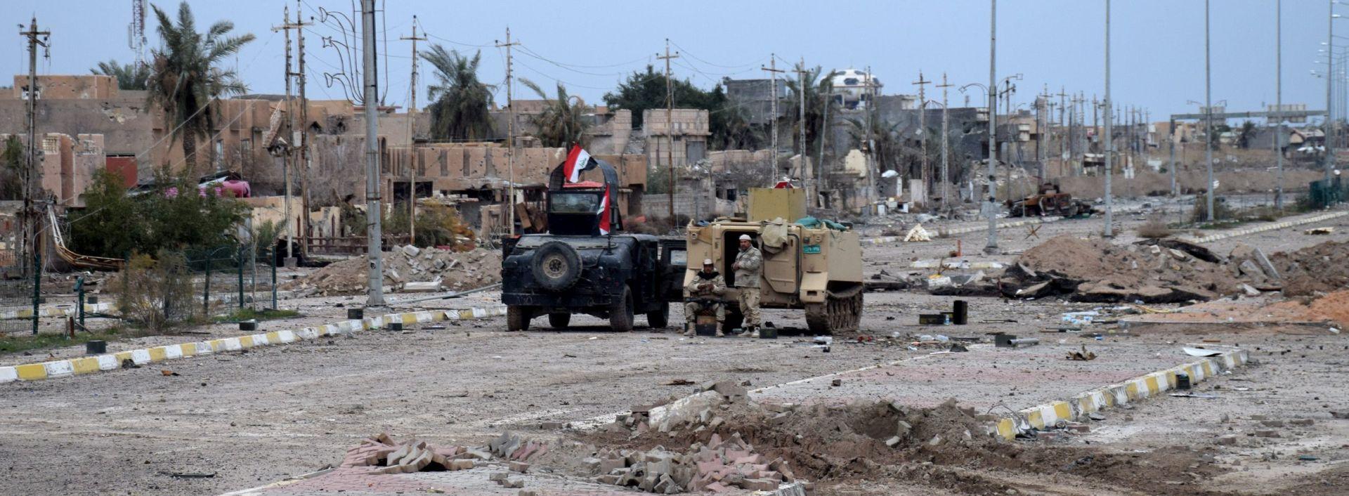 MASOVNA GROBNICA: U Ramadiju pronađena tijela najmanje 40 žrtava IS-a