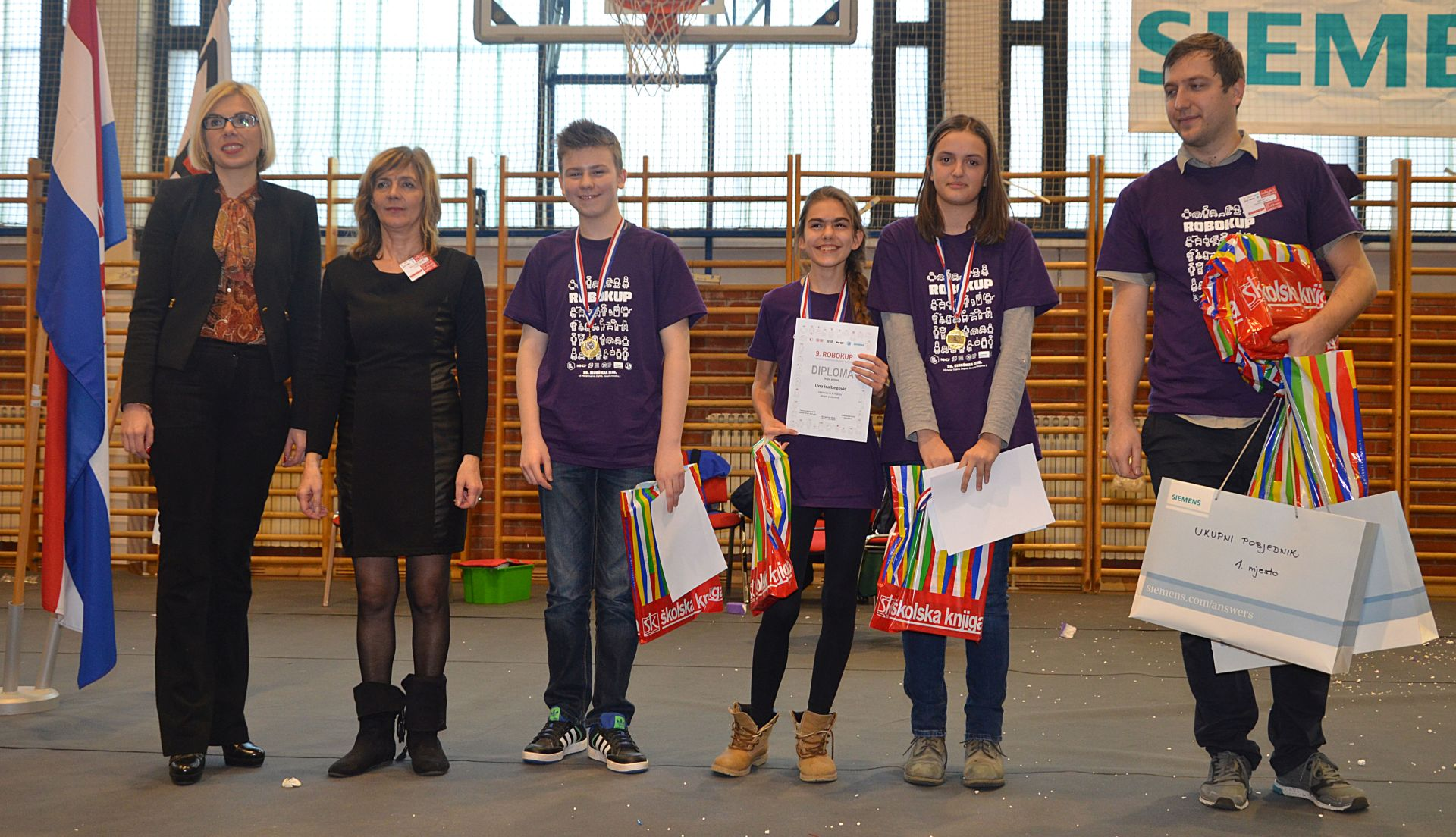 9. ROBOKUP: Održano školsko natjecanje u robotici