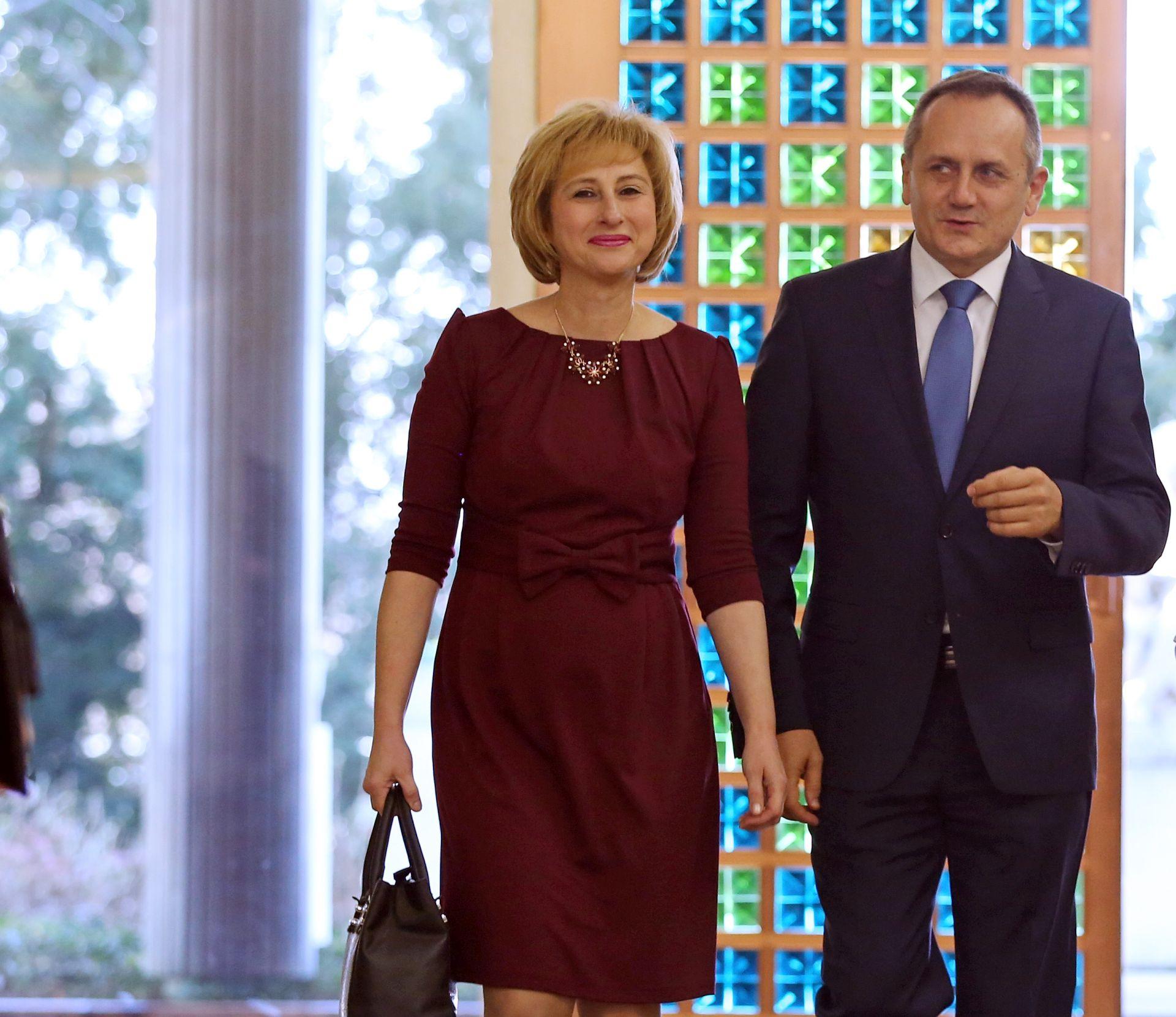 """GORDANA RUSAK U KLUBU HSLS-BUZ Hrebak: """"Očekujemo njezin velik angažman na izgradnji modernog, liberalnog političkog centra"""""""