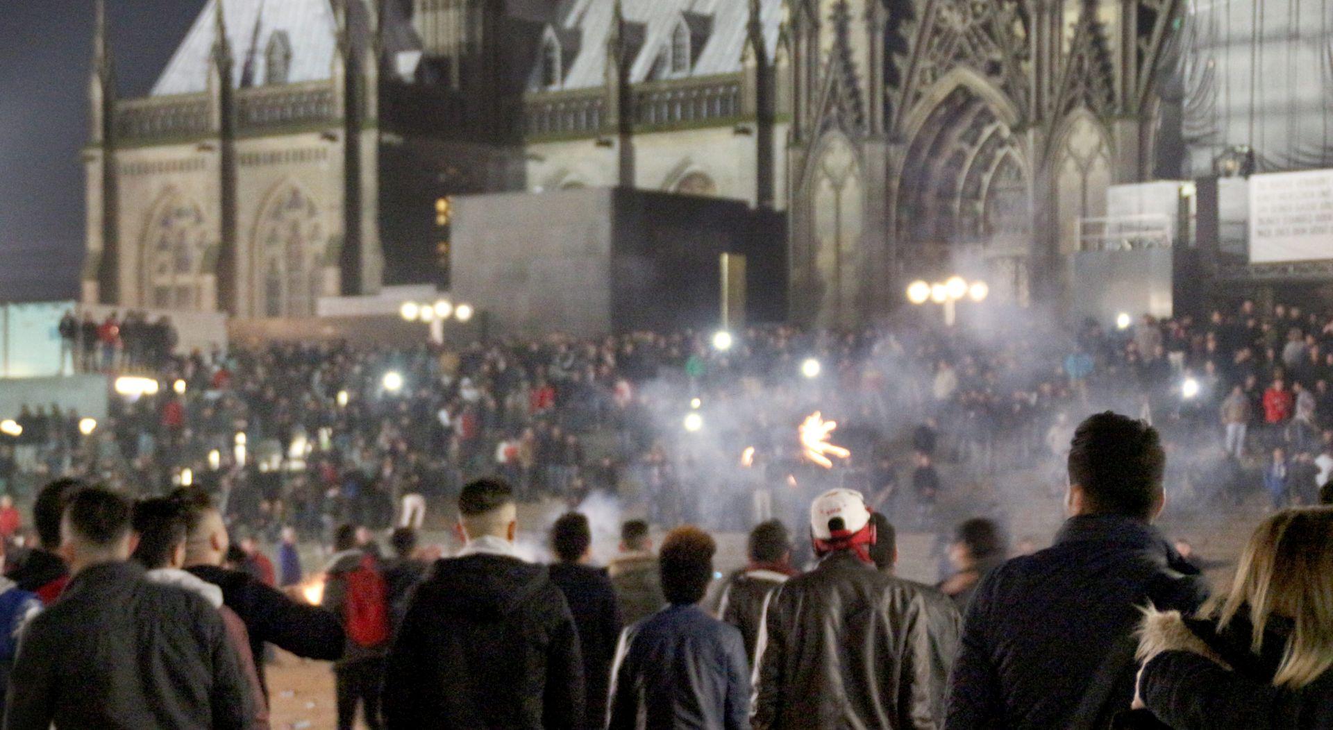 NJEMAČKA Za eskalaciju u novogodišnjoj noći u Kölnu kriva policija