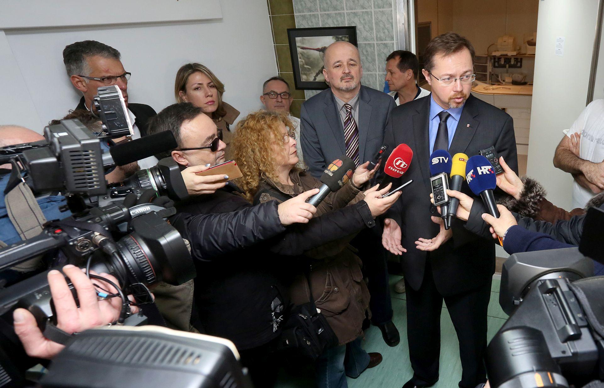 POVJERENSTVO O SUKOBU INTERESA: Siniša Varga kažnjen s 20 tisuća kuna, postupak će pokrenuti i protiv Kotromanovića