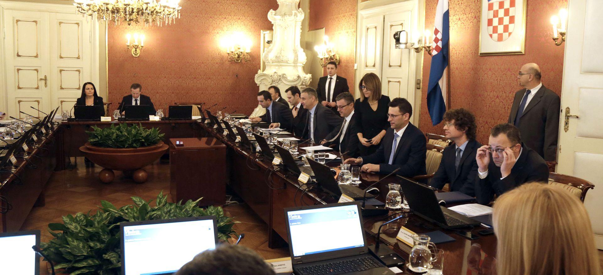 VLADA: Izvješća ministara o zatečenom stanju