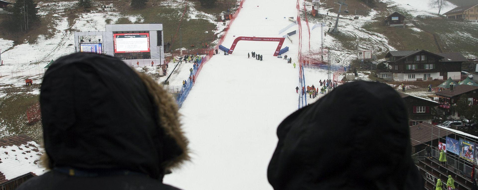 Adelboden: Zbog kiše otkazan veleslalom za skijaše