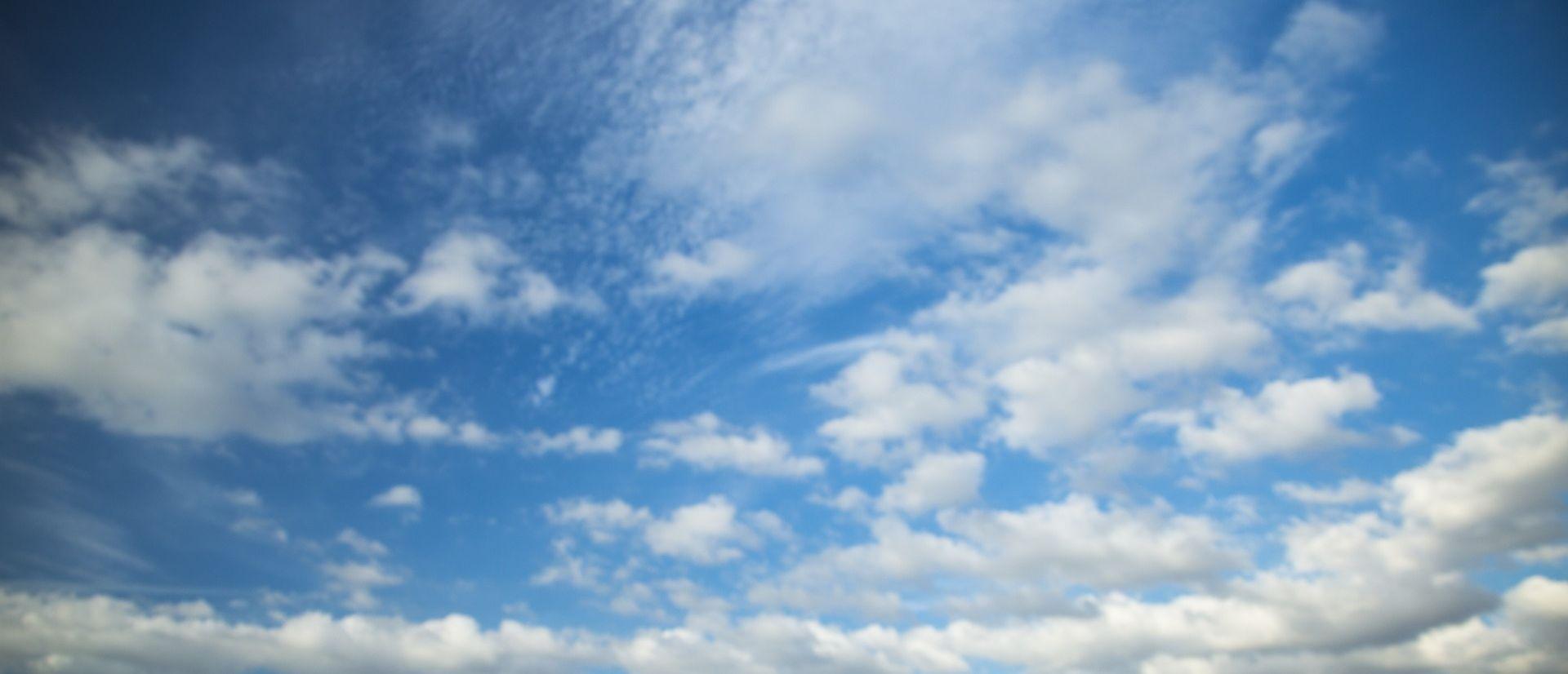 ŽUTA UPOZORENJA ZBOG NISKIH TEMPERATURA Djelomično sunčano, moguće slabe oborine na Jadranu