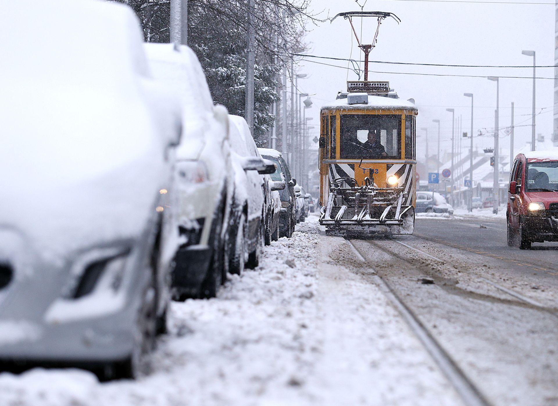 OPET PROMJENA VREMENA: Stiže snijeg i pad temperatura