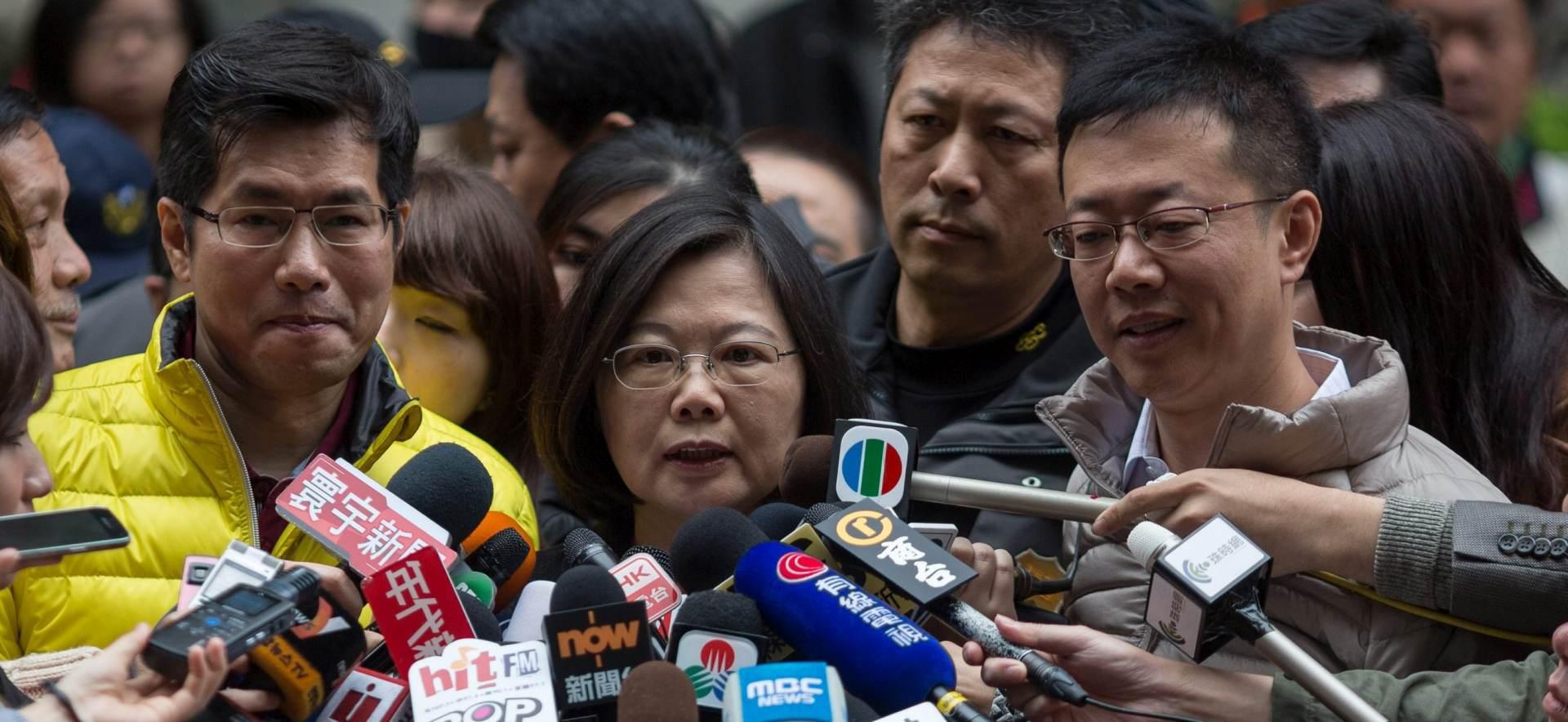 BIVŠA ČELNICA OPORBE: Tajvan dobio novu predsjednicu