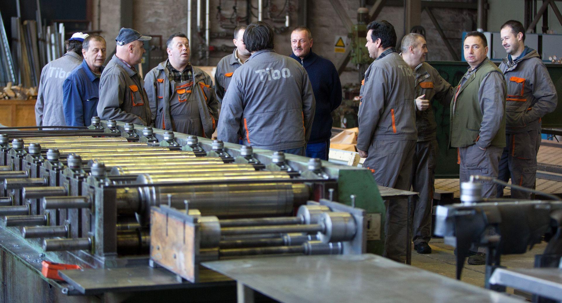U TIBO-u PREKID ŠTRAJKA: Nastavak proizvodnje se čeka, još nema materijala za rad