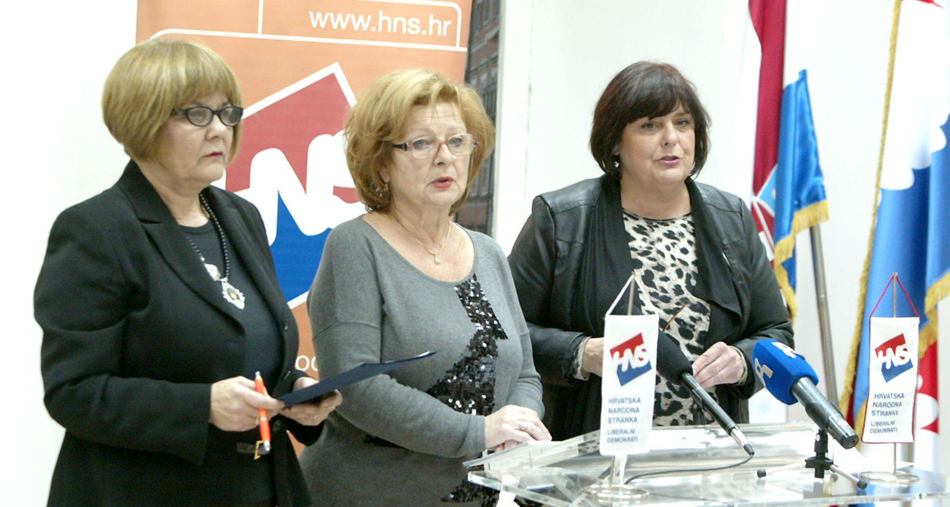 TRAŽI UNAPRJEĐENJE SUSTAVA: Turina-Đurić poziva Strenju-Linić da ne dopusti pad zdravstvenog standarda