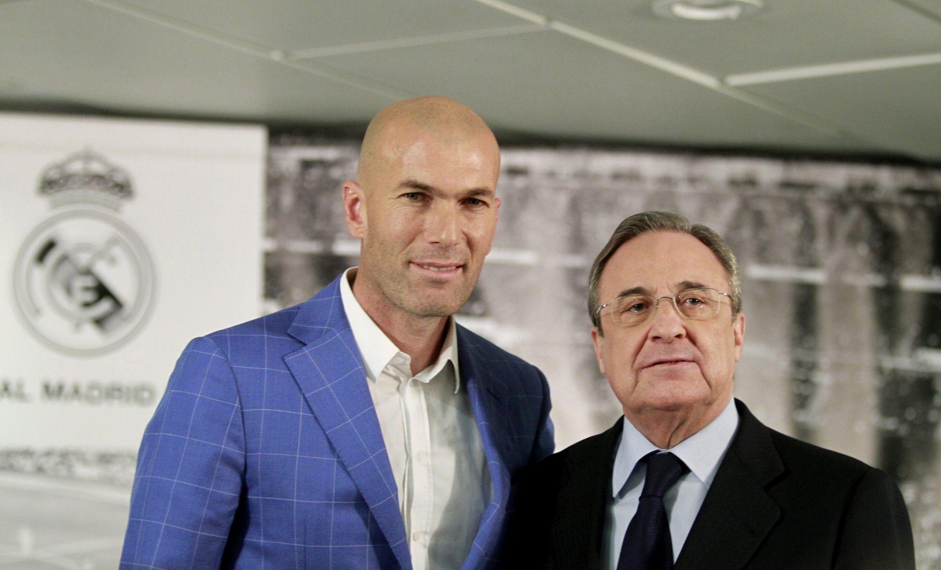 5 TITULA OVE GODINE ALI… Perez pronašao zamjenu za Zidanea?