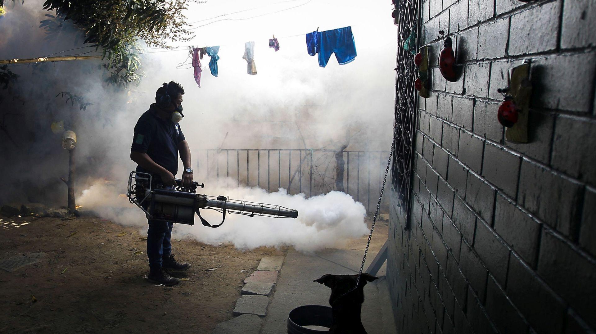 ZIKA VIRUS: U Kolumbiji 20.000 slučajeva zaraze