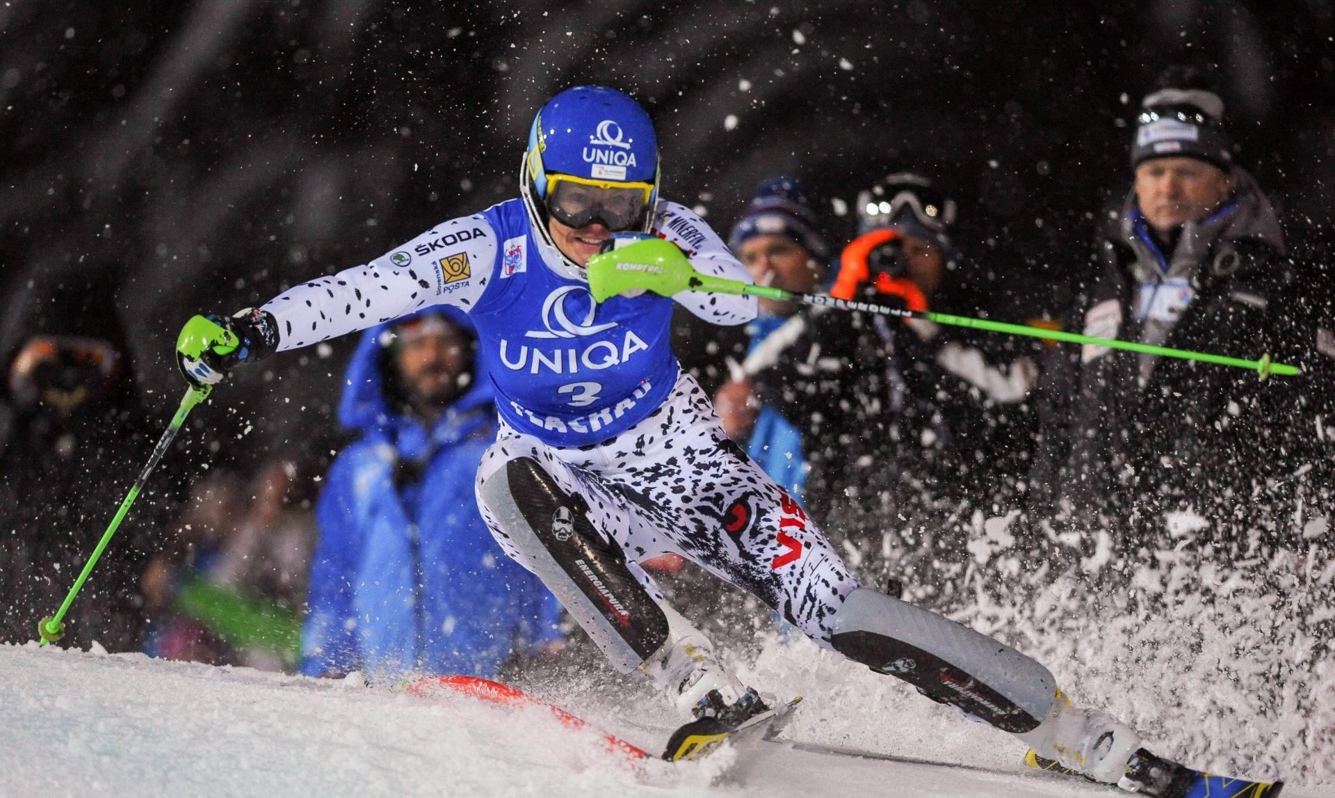Slalom Flachau (ž): Velez Zuzulova najbrža u prvoj vožnji, Komšić 49.
