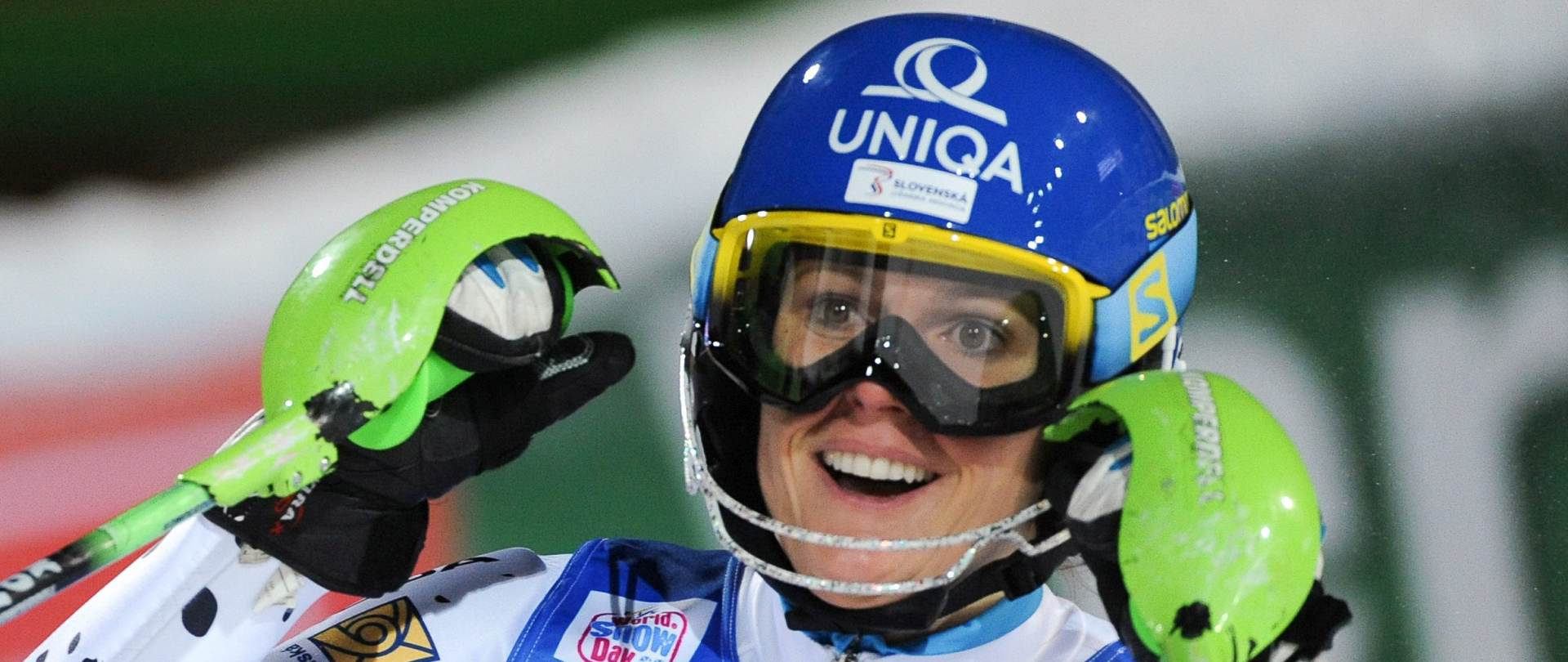 Slalom Flachau (ž): Nova pobjeda Velez Zuzulove