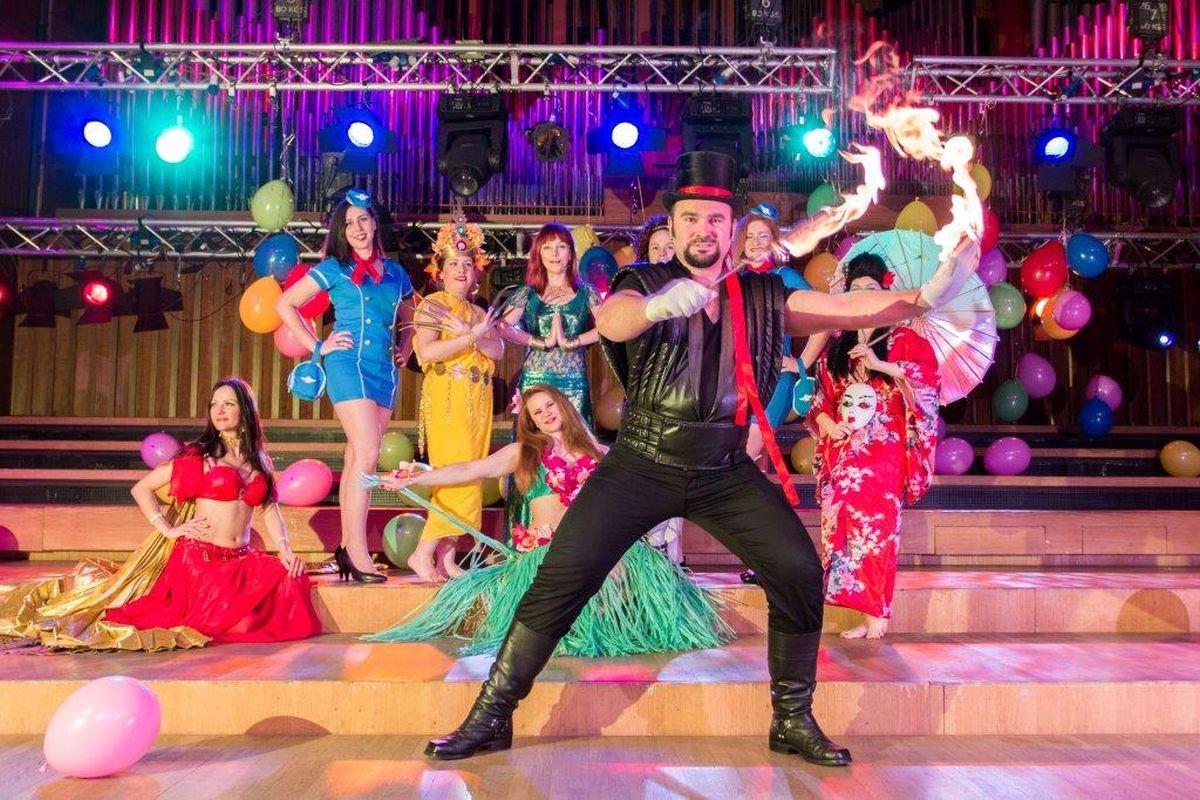 POČELO ODBROJAVANJE DO NAJVEĆEG ZAGREBAČKOG KARNEVALSKOG SPEKTAKLA Lisinski u subotu pleše pod maskama