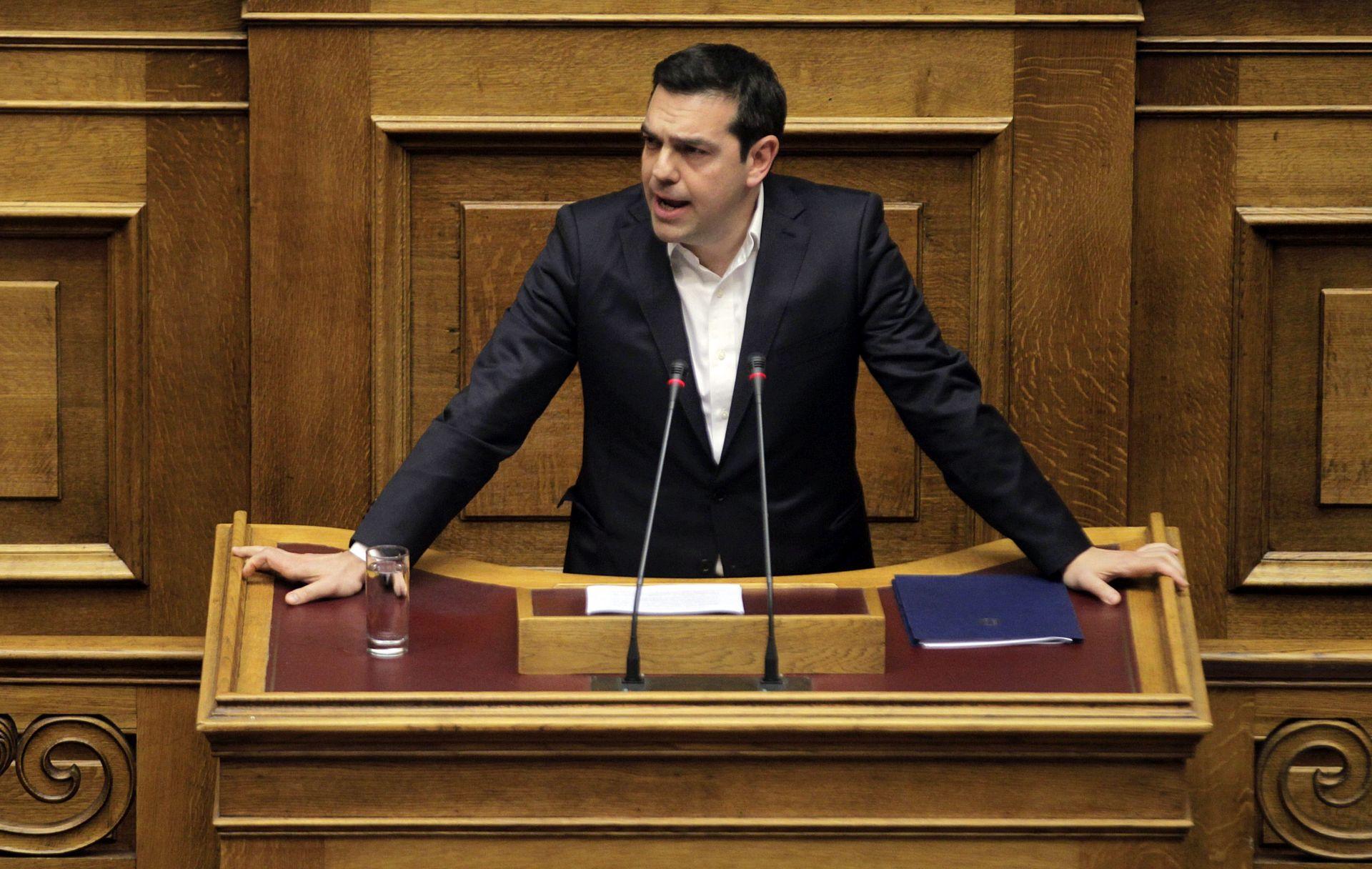 Grčka uvela nove reforme usprkos prosvjedima u Ateni
