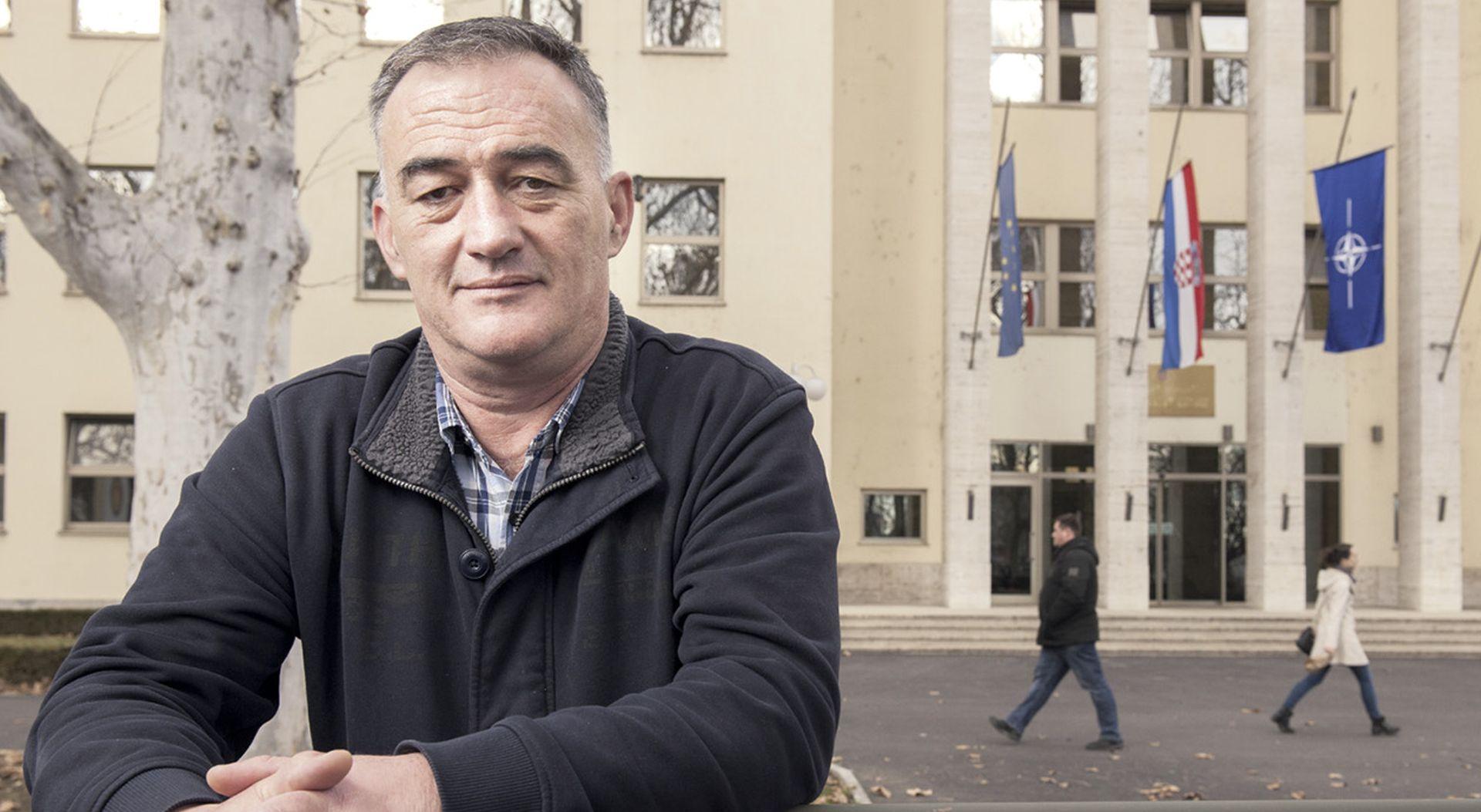 INTERVIEW: DRAŽIMIR JUKIĆ 'Ljudi oko Crnoje ministarstvo su tretirali kao osvojeni plijen'