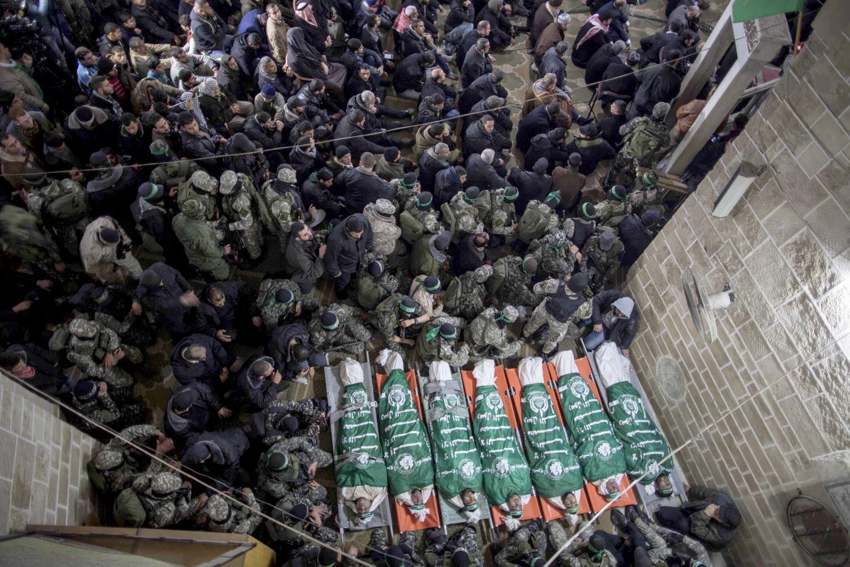 Xinhua/Wissam Nassar/Photoshot