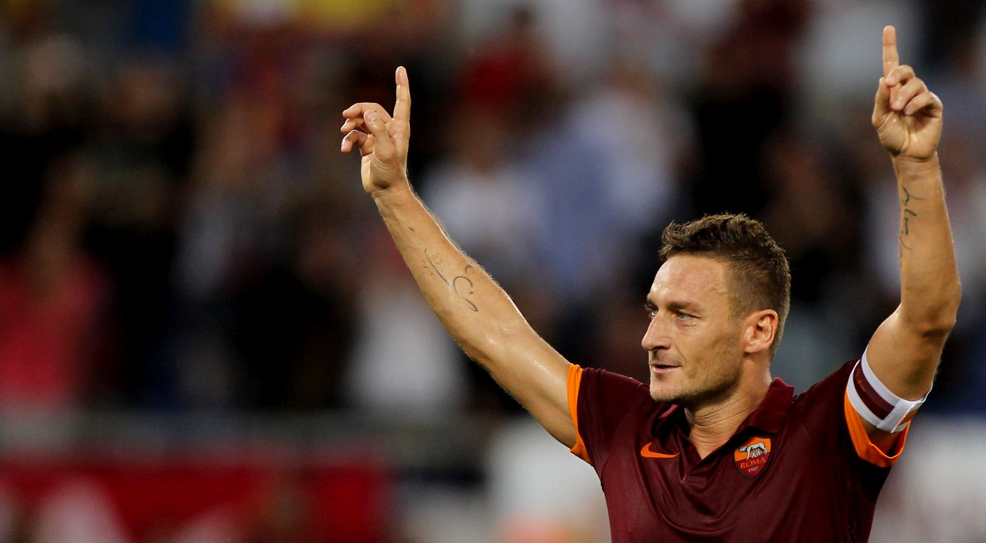 JE LI OVO KRAJ? Totti 'udario' po Romi, Spalletti ga izbacio iz momčadi