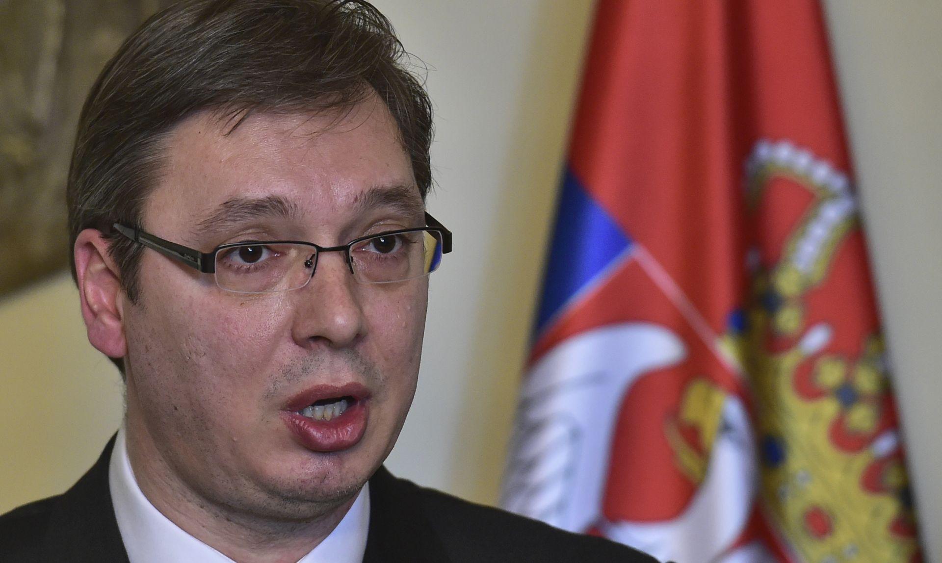 Vučić i Kurz: Potpora europskom putu, rješavanju izbjegličke krize i daljnjem razvoju