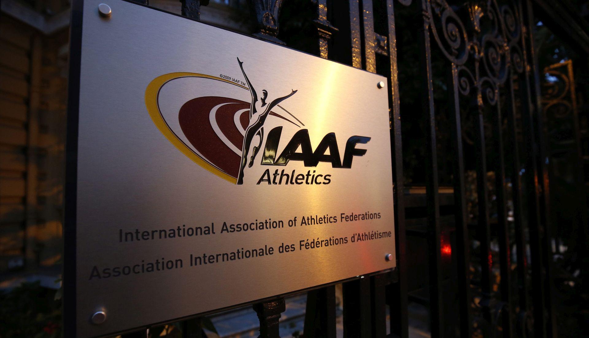 STRAH OD RUŠENJA UGLEDA Nestle prekinuo suradnju s IAAF-om