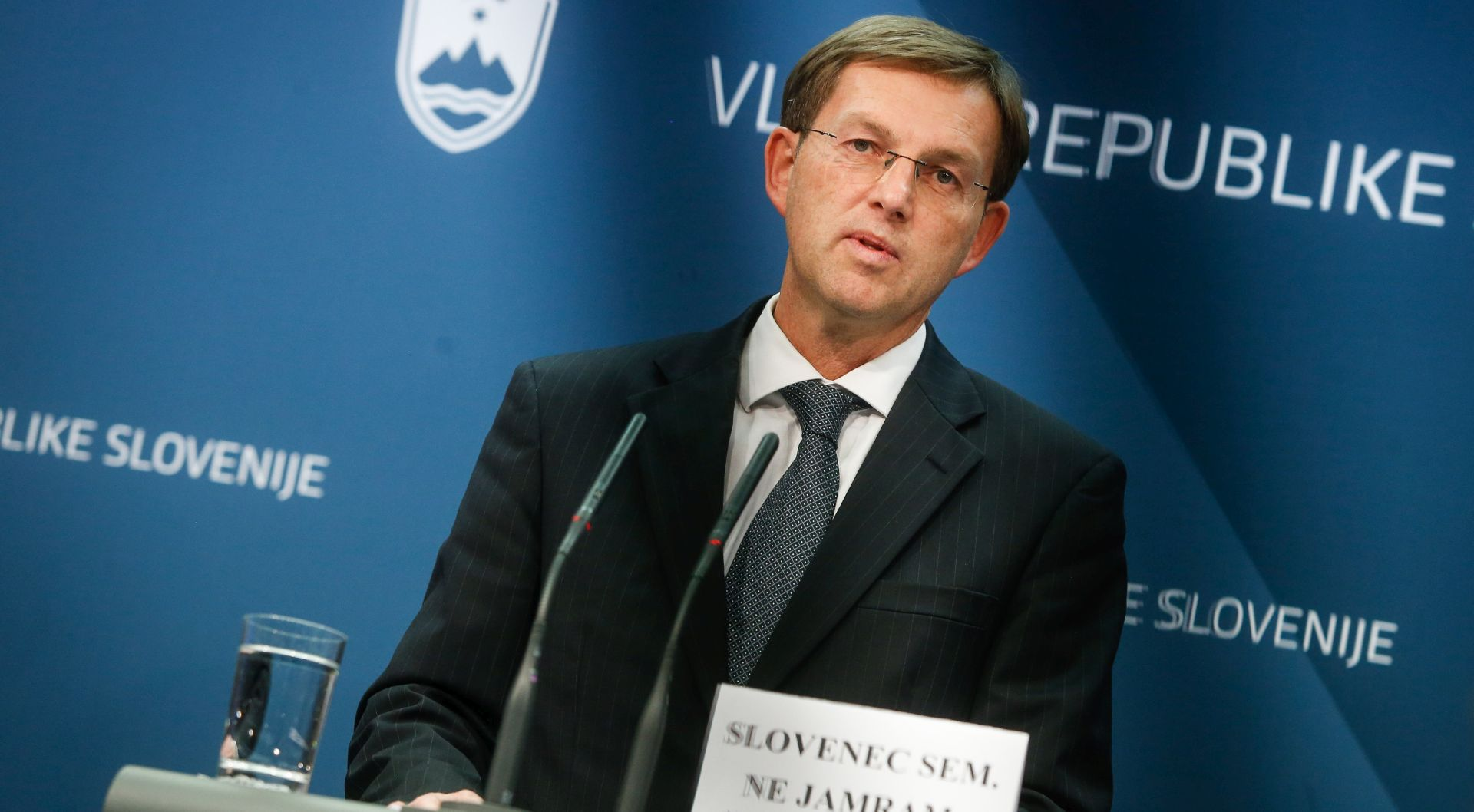 Cerar: Slovenska vlada nastavlja djelovati bez promjena i rekonstrukcije