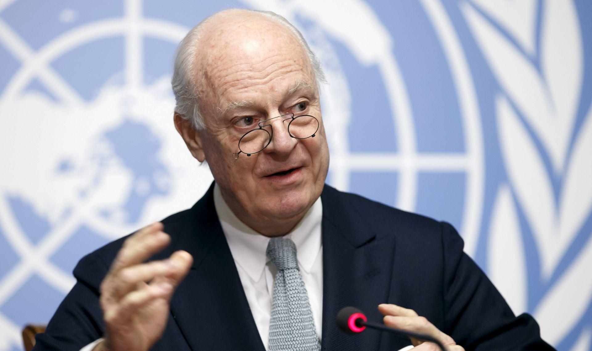 """UJEDINJENI NARODI Pregovori o Siriji """"službeno počeli"""""""