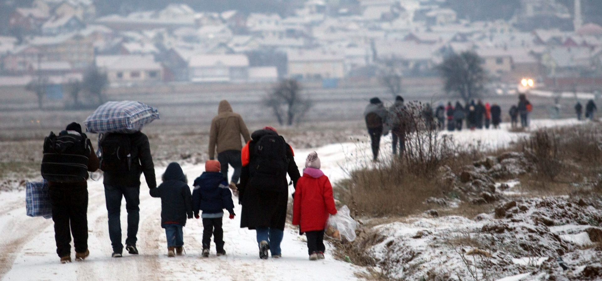 """Srbija prihvaća kvote, ali neće biti """"parking za izbjeglice"""""""