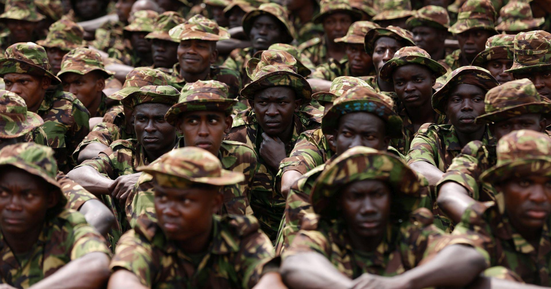 SOMALIJSKI PREDSJEDNIK U napadu al-Shababa ubijeno 180 kenijskih vojnika