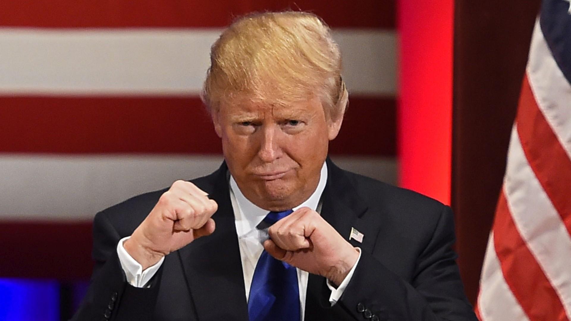 Trump ponovno podigao prašinu primjedbom o pravu na oružje