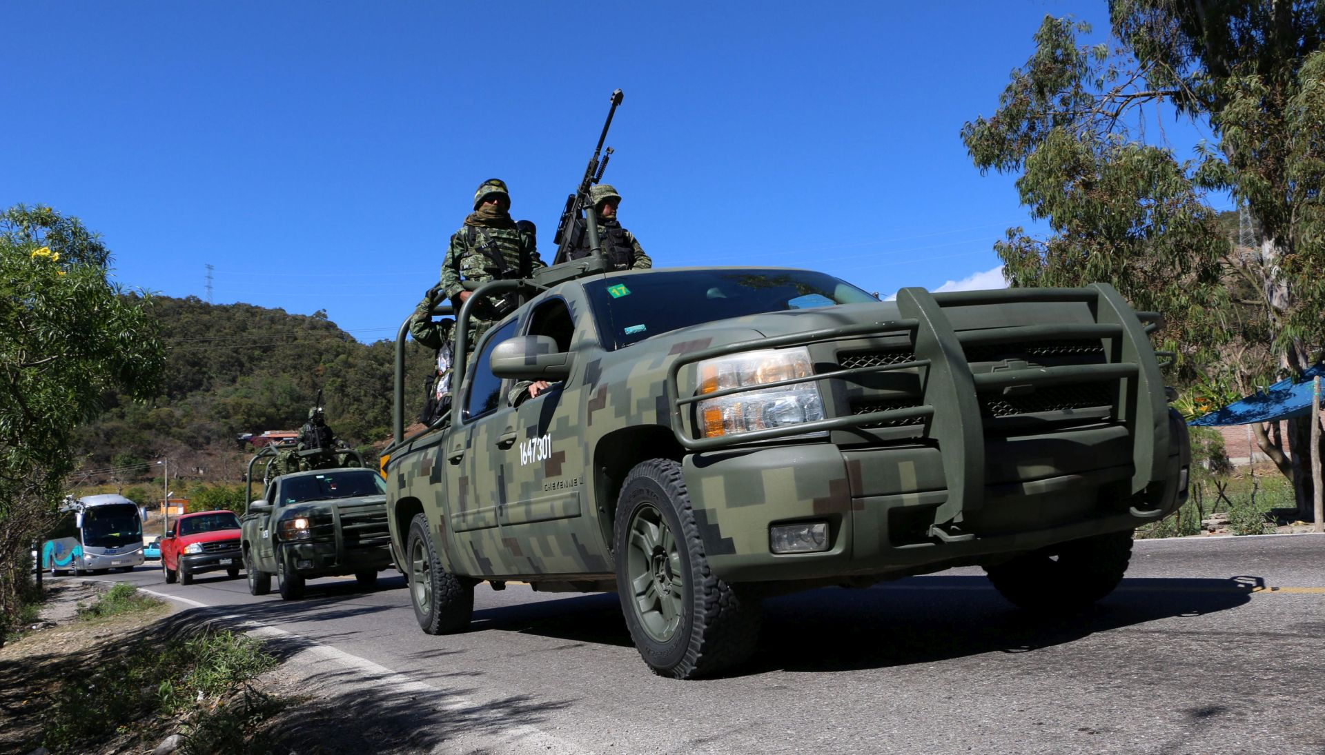 ZATVORSKA POBUNA U MEKSIKU Poginulo 52 ljudi, još 12 ozlijeđeno