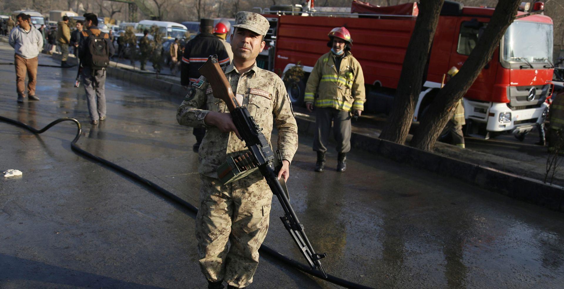 NOVI NAPAD BOMBAŠA SAMOUBOJICE Najmanje devet poginulih u Kabulu