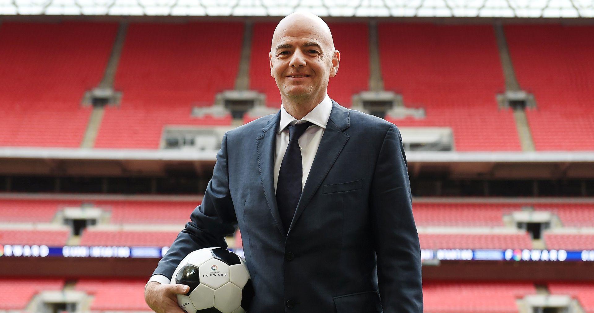 PREDSJEDNIČKI IZBORI U FIFA-I Infantino i šeik Salman glavni favoriti