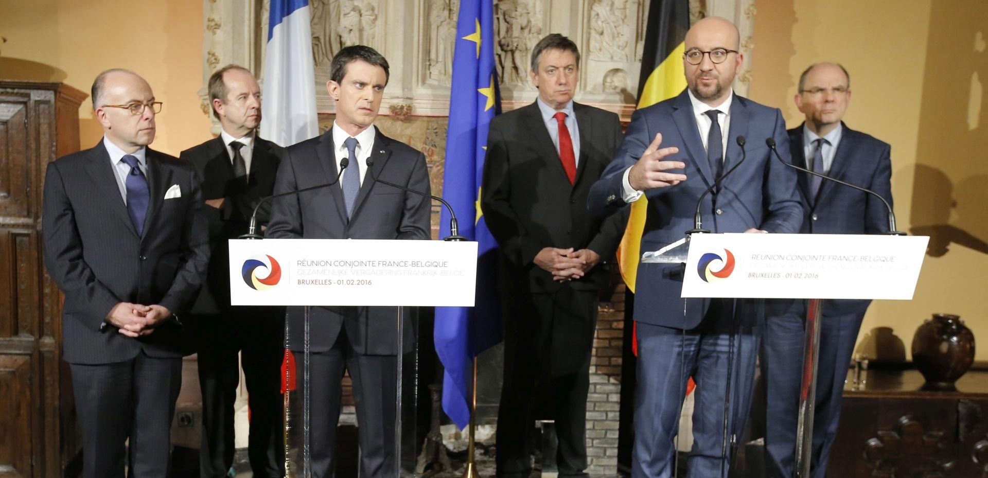 Francuska i Belgija jačaju sigurnosnu suradnju nakon terorističkih napada u Parizu