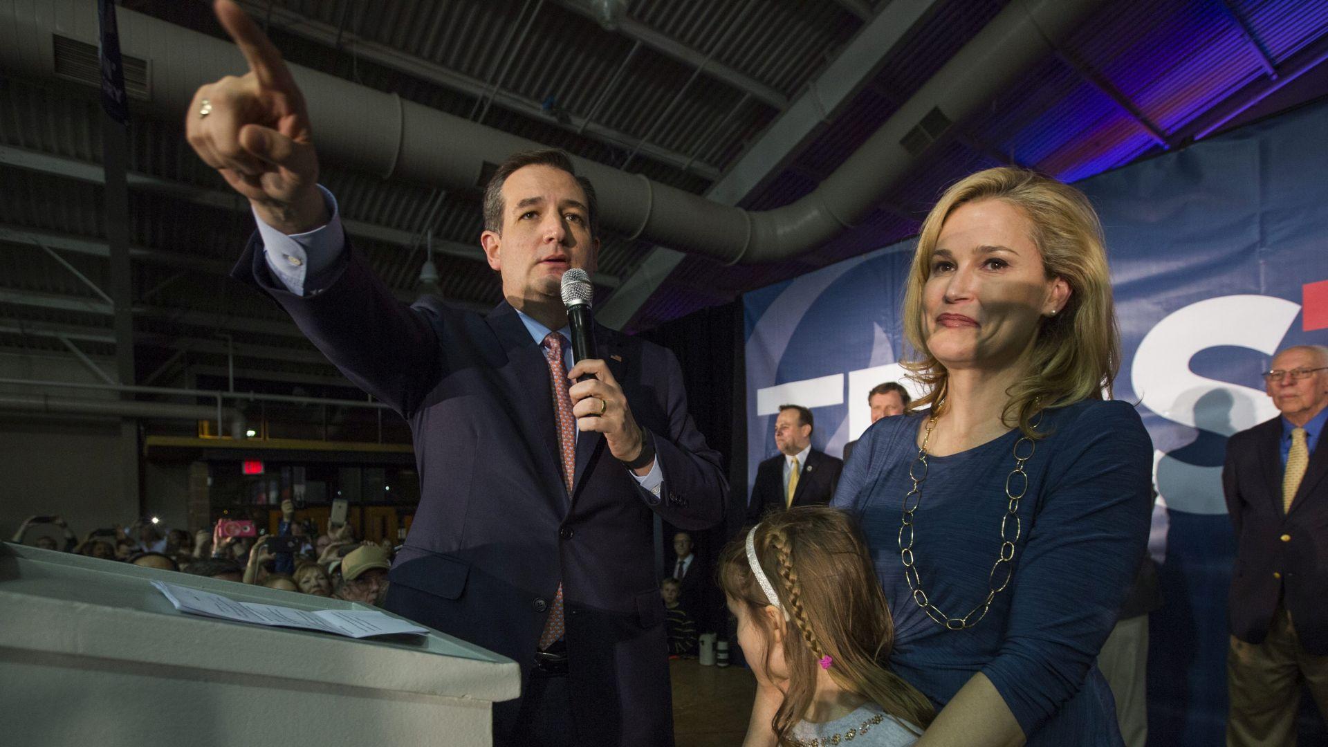 PRETEKAO DONALDA TRUMPA Cruz pobijedio na republikanskim predizborima u Iowi, demokrati Clinton i Sanders izjednačeni