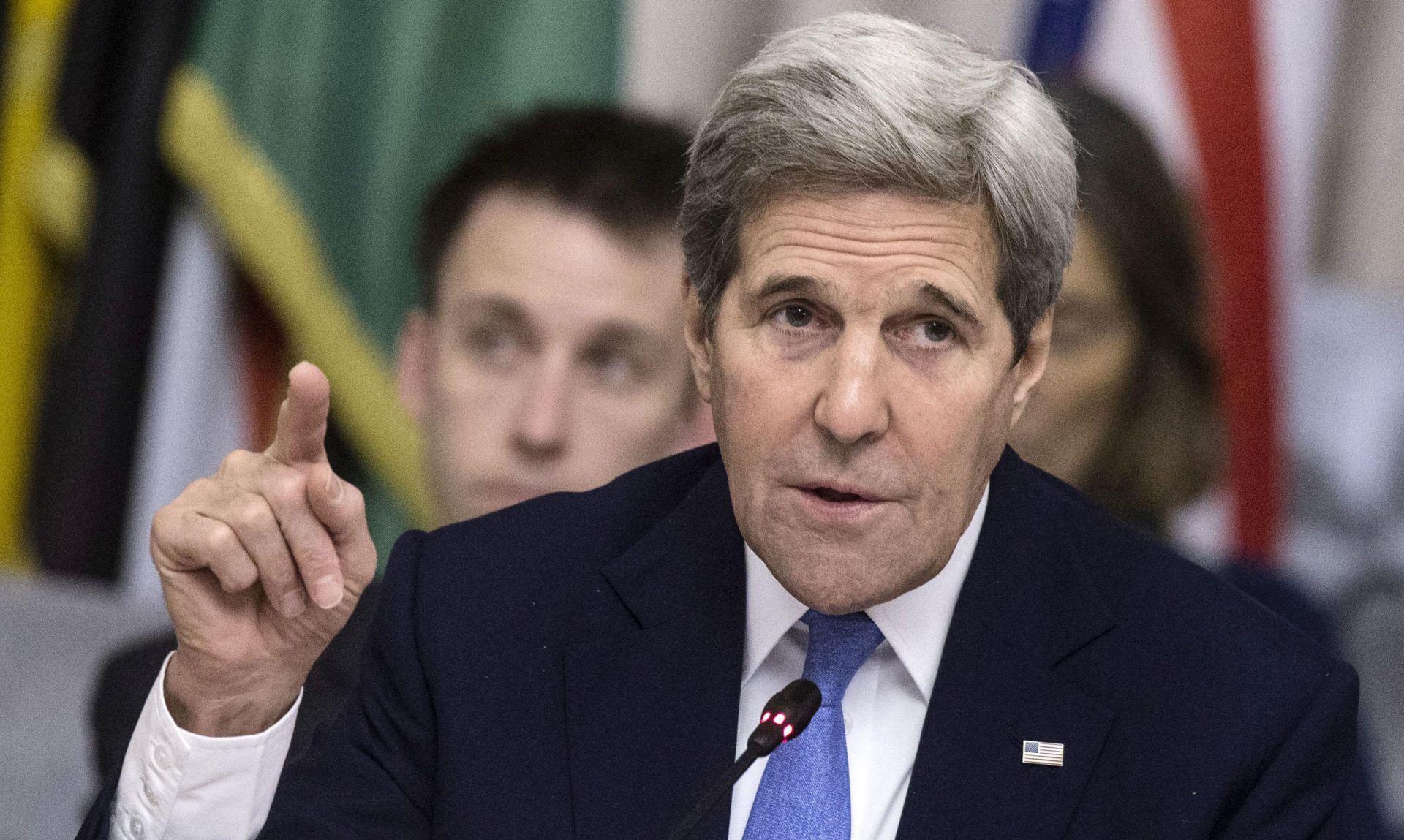 KERRY PORUČIO Napredujemo u Iraku i Siriji, ali ISIS je 'metastazirao' u Libiju