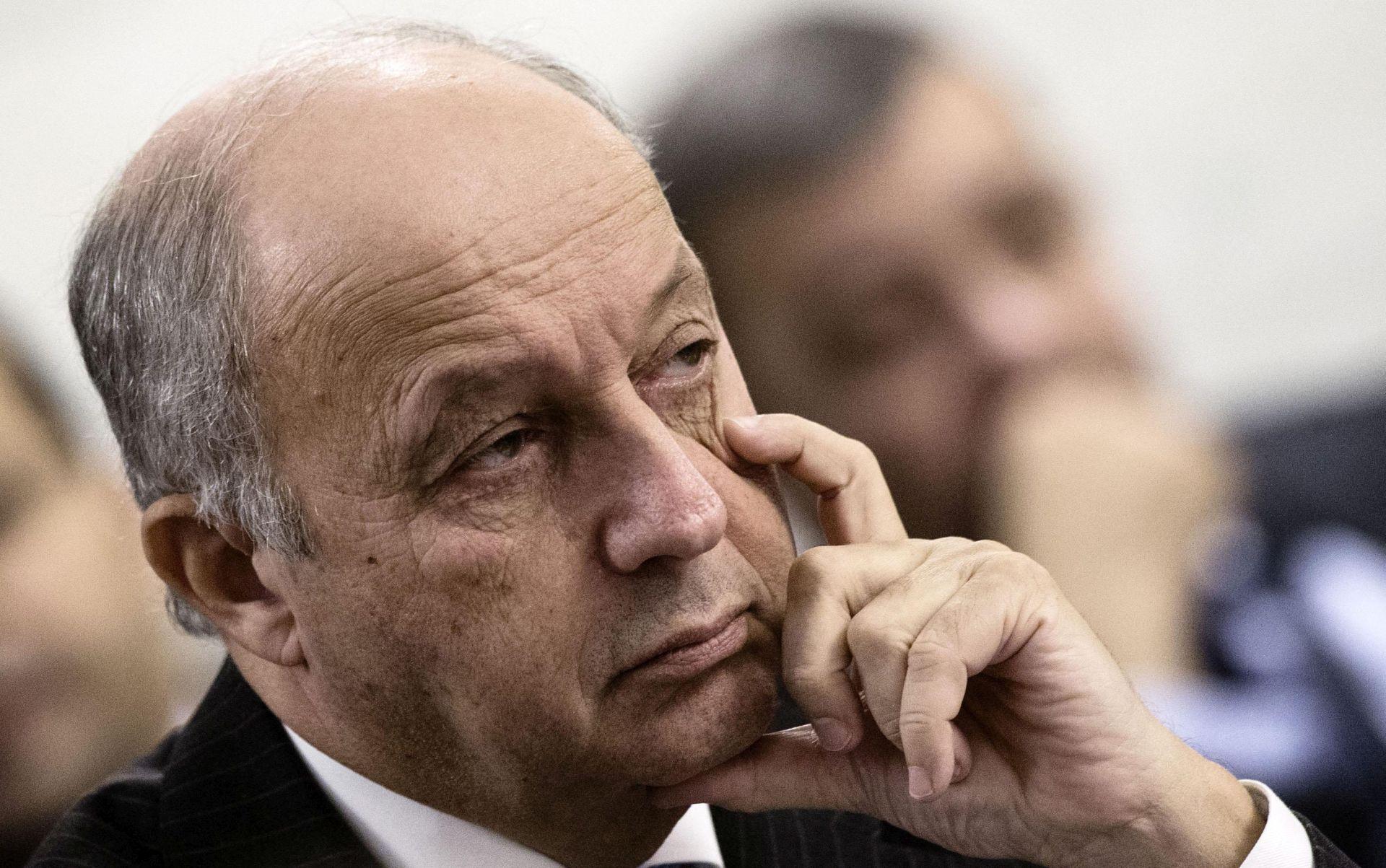 NIJE NAVEO RAZLOGE Laurent Fabius odlazi s mjesta ministra vanjskih poslova Francuske