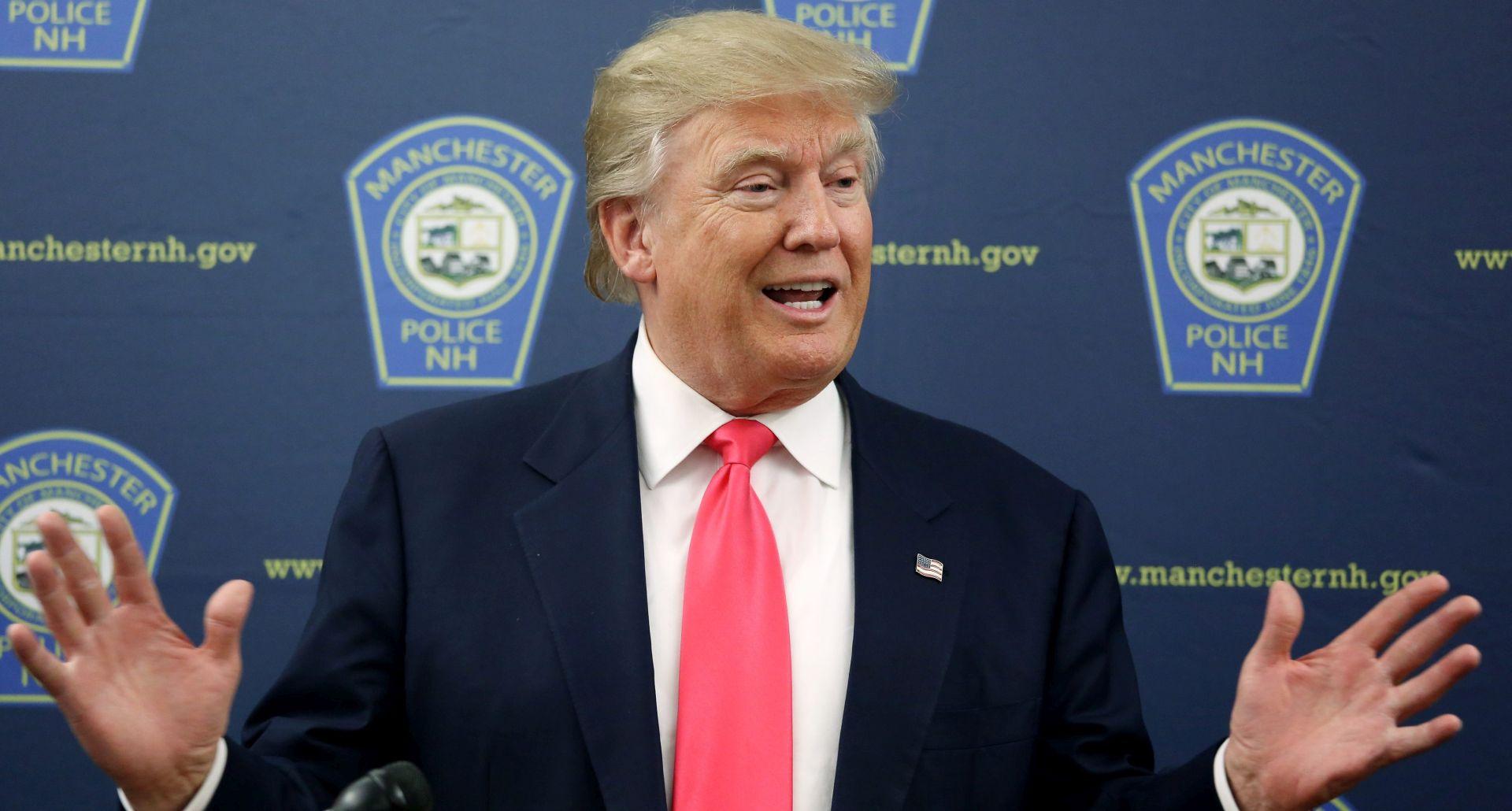 Donald Trump zbunjuje javnost svojim stajalištima o imigraciji