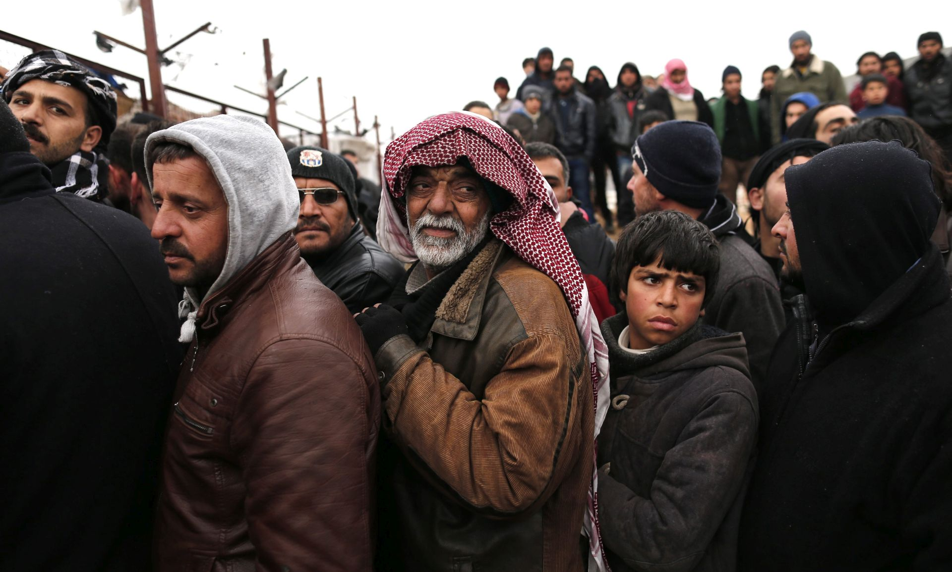 Guverner Kilisa: 35.000 sirijskih izbjeglica stiglo u zadnjih 48 sati
