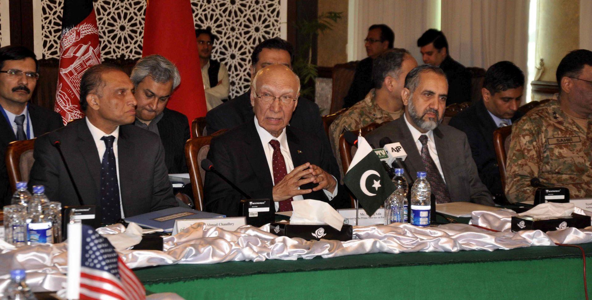 Afganistanski mirovni pregovori očekuju se do kraja veljače