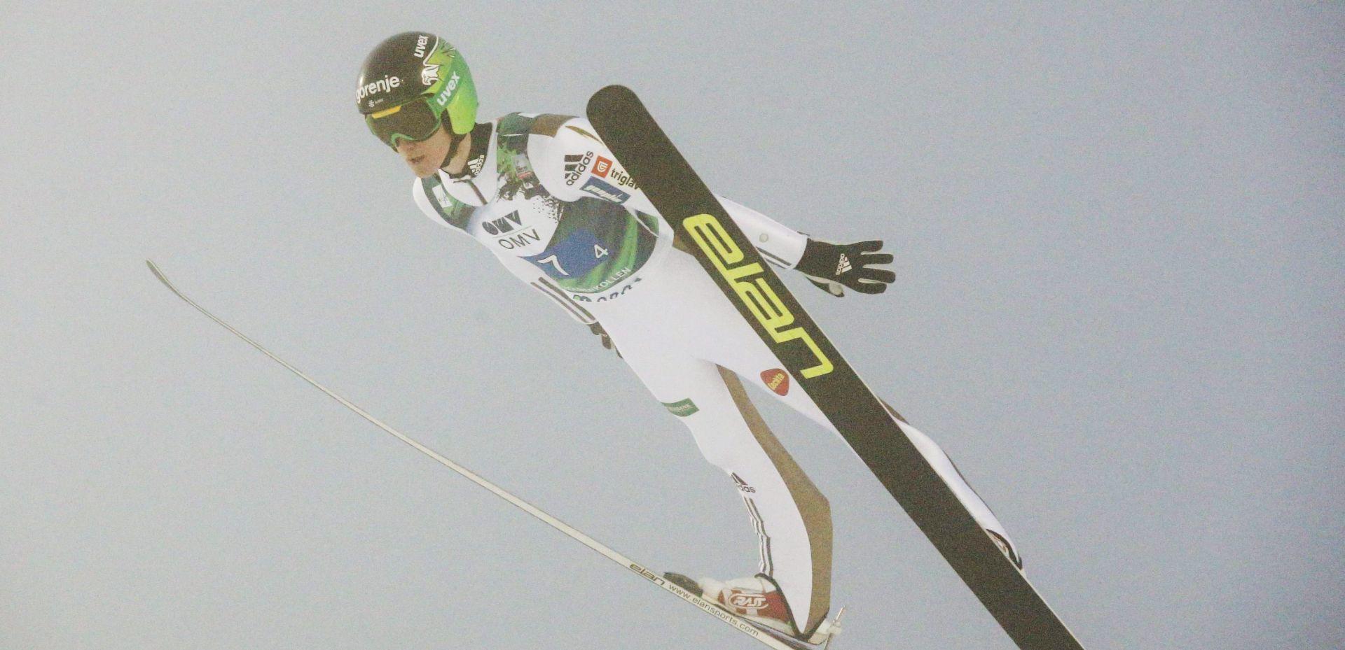 Skije Petra Prevca na dobrotvornoj dražbi prodane za 45.000 eura