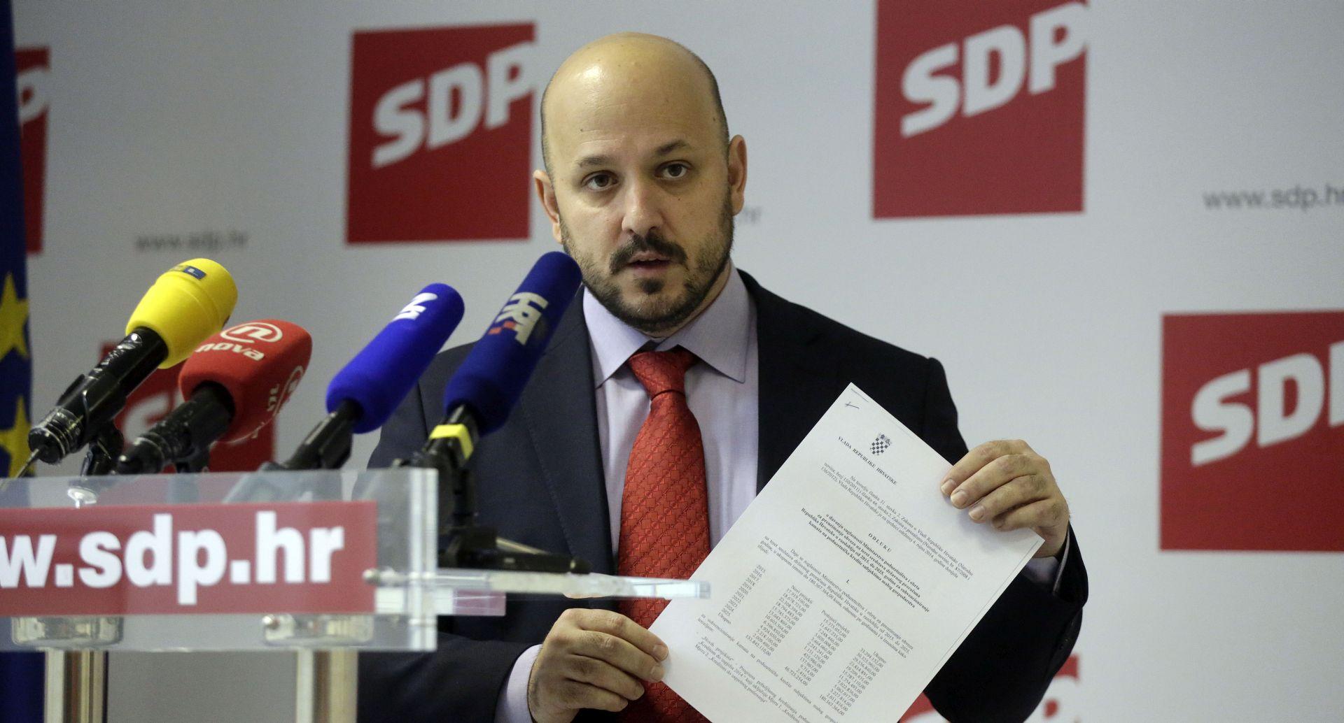 """Maras opovrgava Horvatove tvrdnje o dugu: """"Novi je ministar od početka imao uvid u sve obveze"""""""