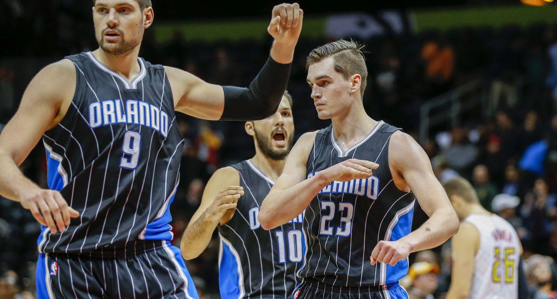 NBA Pobjede Orlanda i Brooklyna, Hezonja ubacio 14, Bogdanović 12