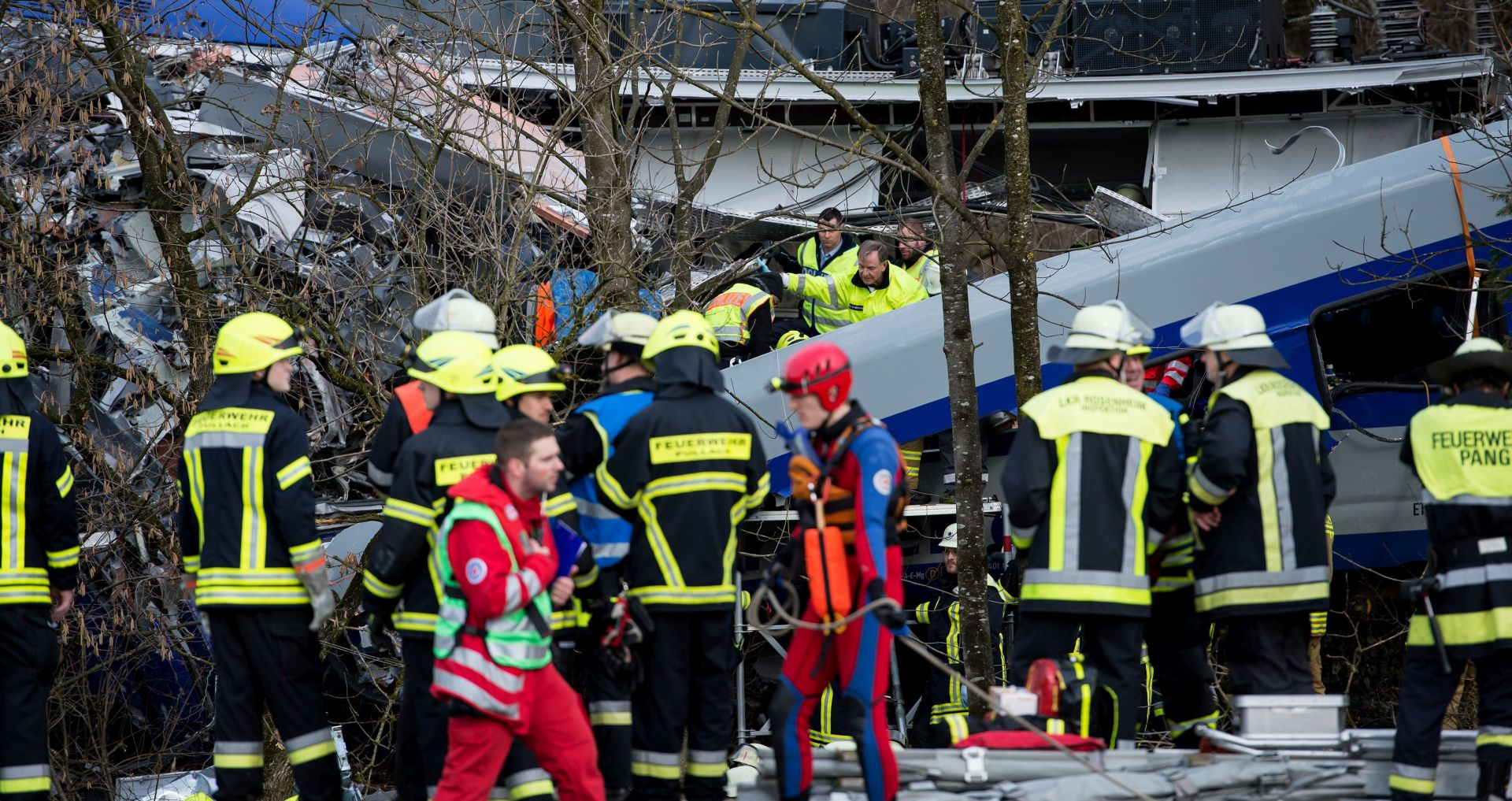 Državni odvjetnik: Ljudska pogreška odgovorna za željezničku nesreću kod Muenchena
