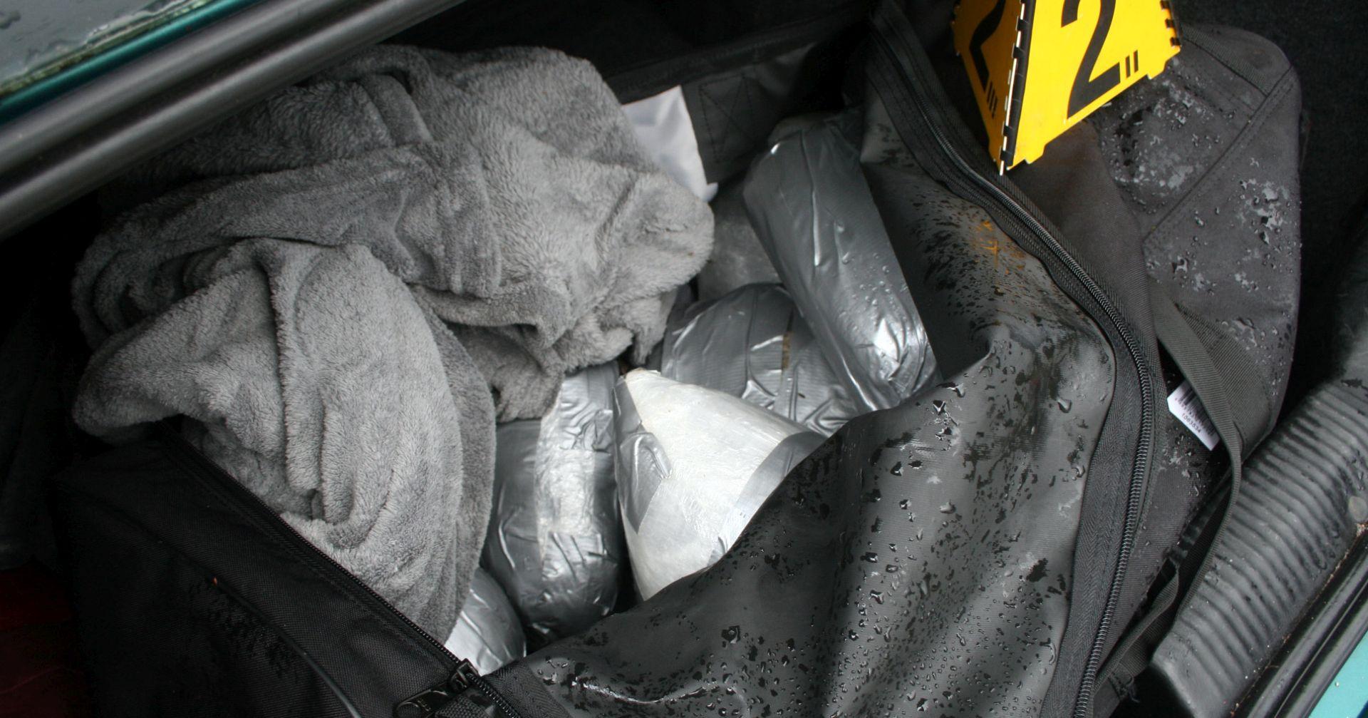 Vrgorac: Francuz krijumčario više od 11 kila marihuane