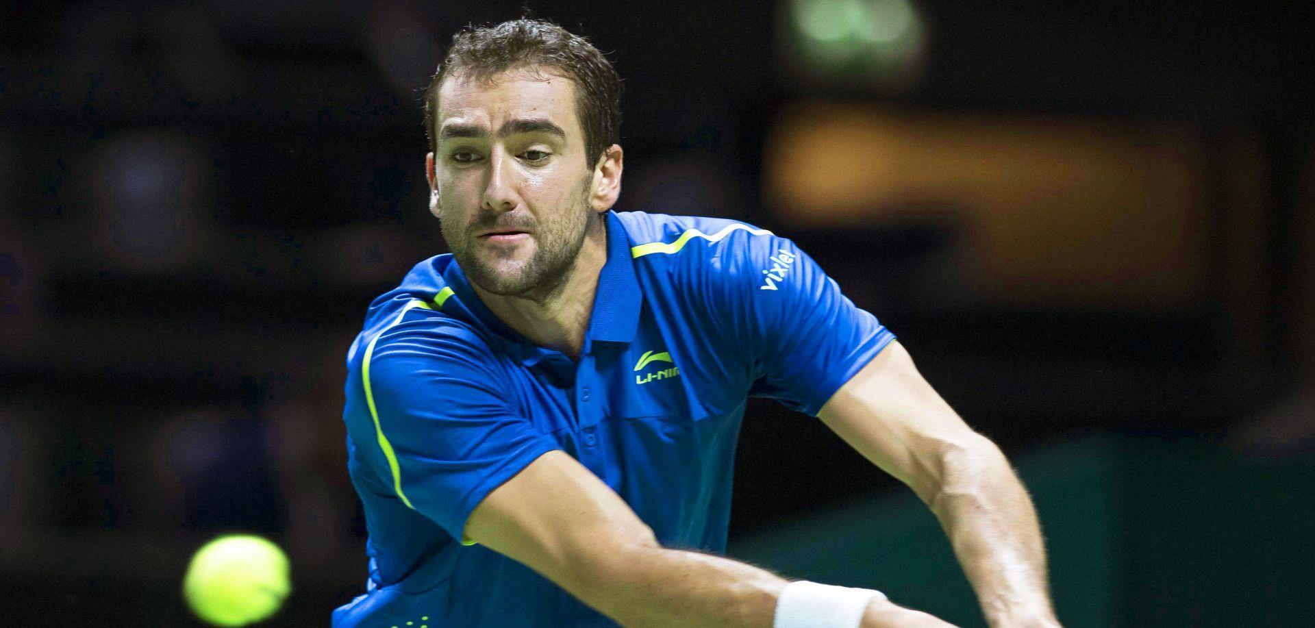 ATP MARSEILLE Marin Čilić plasirao se u prvo finale godine