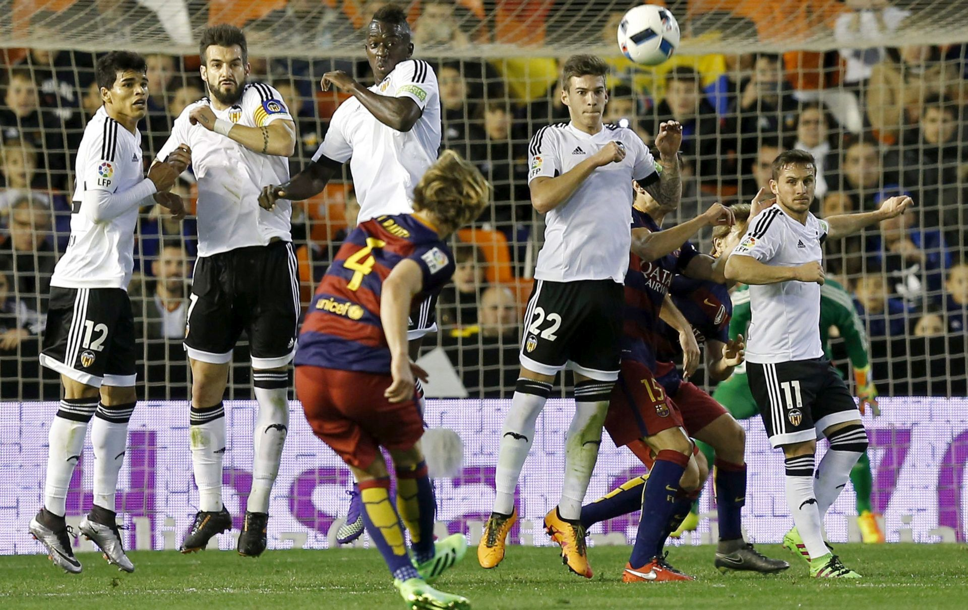 KUP KRALJA Barcelona u finalu, večeras s Valencijom odigrali 1:1
